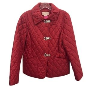 Michael Kors Quilted Coat